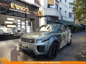 Land Rover Range rover evoque Range Rover Evoque Mark IV TD4