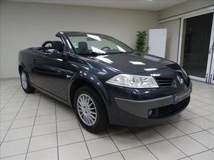Renault Megane ii cc Mégane II CC V Authentique