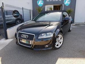 Audi A3 CABRIOLET CABRIOLET 1.9 TDI 105 PF AMBITION LUXE