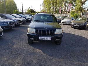 Jeep Grand cherokee 3.1 TD 4X4 LIMITED QUADRA BA