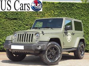 Jeep Wrangler 2 II 3.6 V SAHARA AUTO WILLYS