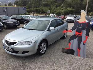 Mazda MAZDA 6 1.8 ELEGANCE  Occasion