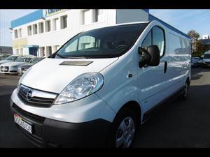 Opel Vivaro fourgon F L2H1 2.0 CDTI 90 CV PACK CLIM