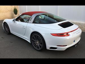 Porsche 911 targa (CH PDK 4S ECHAPPEMENT