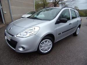 Renault Clio iii estate PÉPITE 1L5 DCI CLIM AUDIO MP3 BARRE