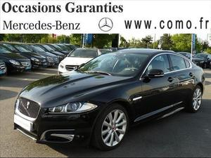 Jaguar XF V6 3.0D 240CH BRITISH EDITION  Occasion