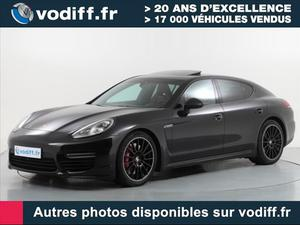 Porsche Panamera 4.8 L V8 GTS 440 CV PDK  Occasion