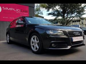 Audi A4 A4 Avant 2.0 TDI 143 Ambition Luxe Multitronic A