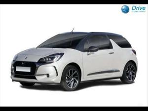 Ds Ds 3 DS3 Cabriolet PureTech 110 S BVM So Chic