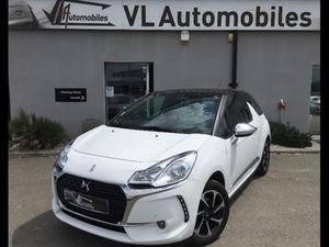Ds Ds 3 PURETECH 82 CH SO CHIC  Occasion