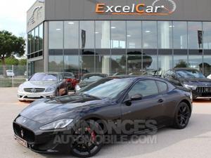Maserati Gran Turismo 4,7L V8 S BVA noir mÉtal