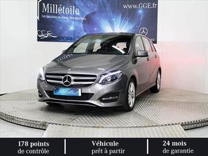 Mercedes-benz CLASSE B 160 CDI SENSATION 7G-DCT