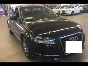 Audi A3 A3 Sportback  Attraction SB+cuir+Options