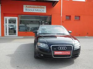 Audi A4 CABRIOLET CABRIOLET 3.0 V6 TDI 233 PF AMBITION LUXE