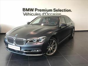 BMW SÉRIE LDA XDRIVE 400 EXCLUSIVE  Occasion