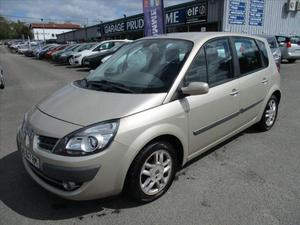 Renault Scenic ii 1.5 DCI 105CH EXCEPTION ECO²