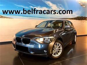 BMW 116a 116ch CUIR/GPS/REGUL/PDC  Occasion