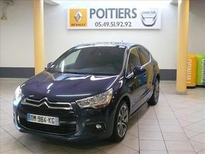 Citroã«n Ds4 HDi 135 So Chic  Occasion