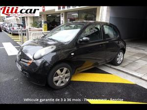 Nissan Micra Micra 1.4i - 88 Acenta Pack A  Occasion