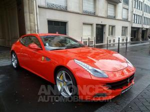Ferrari FF V12 4RM rouge verni