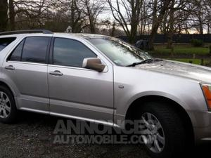 Cadillac SRX SPORT LUXURY 3L6 V6 gris clair métallique