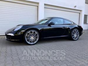 Porsche 991 carrera S PDK noir