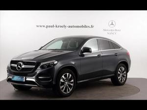 Mercedes-benz GLE COUPÉ 350D 258CH EXECUTIVE 4MATIC 9G-TRO