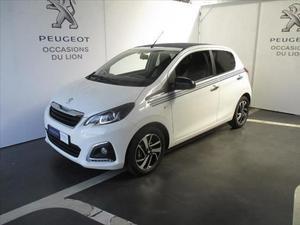 Peugeot  VTi Collection Top ETG5 5p  Occasion
