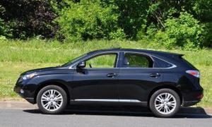 Lexus RX BVA 450h Pack President d'occasion