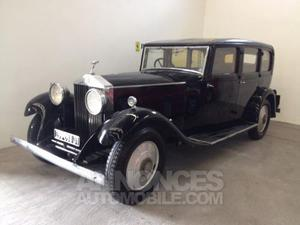 Rolls Royce  MAYFAIR CARRIAGE noir