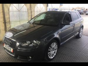 Audi A3 A3 SportBack 2.0 TFSI Quattro Ambition Luxe