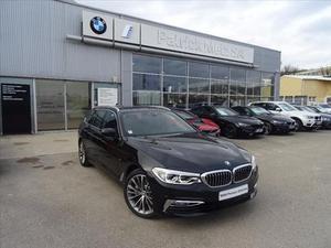 BMW SÉRIE 5 TOURING 530DA XDRIVE 265 LUXURY  Occasion