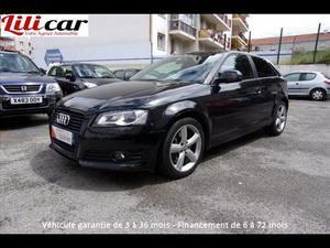 Audi A3 A3 3.2 V Quattro Ambition Luxe S tronic
