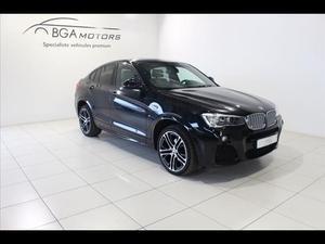 BMW X4 (F26) XDRIVE20D 190 M SPORT *TOIT OUVRANT*