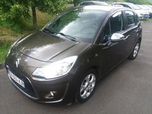 Citroen C3 ii 1.4 HDI70 FAP COLLECTION II  Occasion