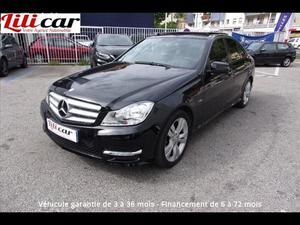 Mercedes-benz Classe c Classe C 180 CDI BlueEfficiency