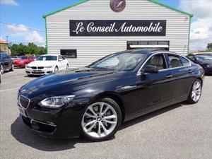 BMW 640 DA 313CH EXCLUSIVE  Occasion