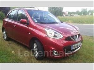 Nissan Micra Micra  Connect Edition  Occasion