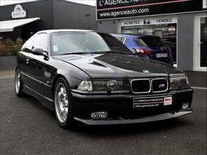 BMW M3 3.0 i E ch Pack M / Moteur km