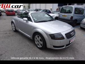 Audi Tt TT 1.8T  Occasion