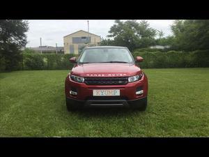 Land-rover Range rover evoque Rover Range Rover Evoque -