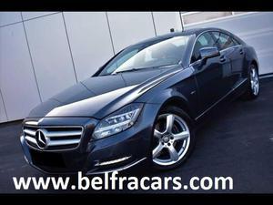Mercedes-benz Classe cls 350cdi 265 ch