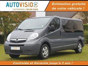 Opel Vivaro combi 2.0 CDTI 115 K L2H1 PACK CLIM+