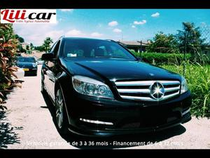 Mercedes-benz Classe c Classe C Break 250 CDI BlueEfficiency