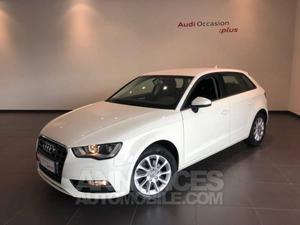 Audi A3 Sportback BUSINESS 2.0 TDI 150 Line S tronic 6 blanc