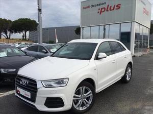Audi Q3 2.0 TDI 150 CH QUATTRO S TRONIC S LINE  Occasion