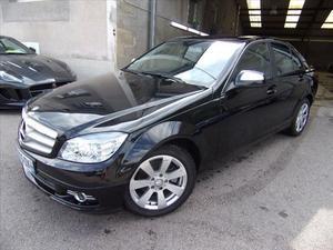 Mercedes-benz Classe c 200 CDI 136 CV ÉLÉGANCE RÉGULATEUR