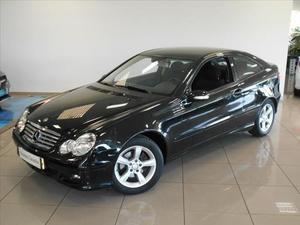 Mercedes-benz Classe c coupã© 200 CDI  Occasion