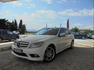 Mercedes-benz CLASSE C BREAK 220 CDI BE ELEGANCE BA