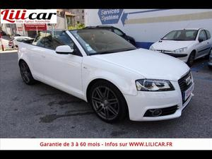 Audi A3 A3 Cabriolet 2.0 TDI 140 DPF S Line S-Tronic A